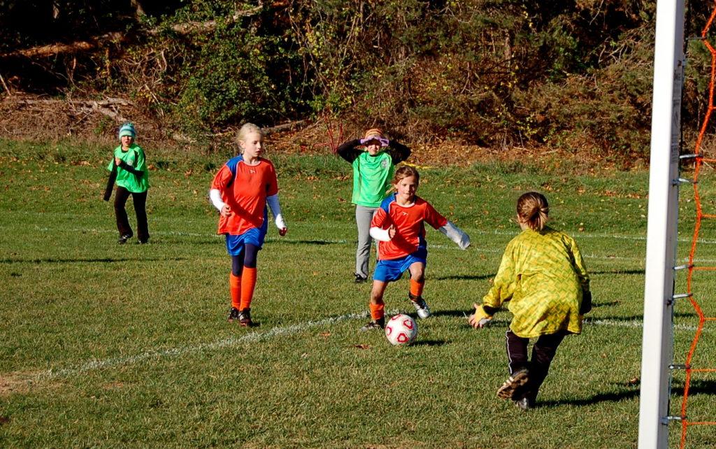 Comm Rec Soccer