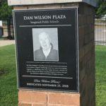 Dan Wilson Plaque